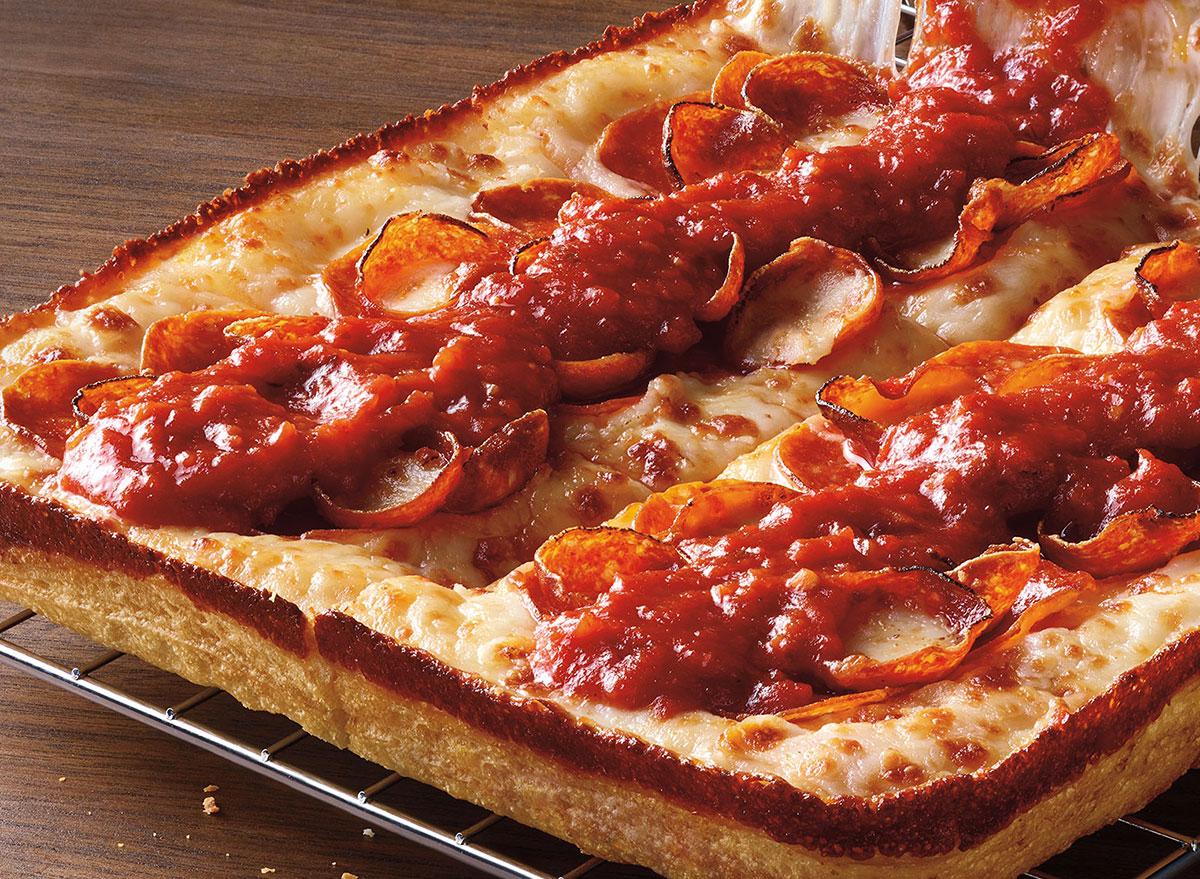 strait style pizza