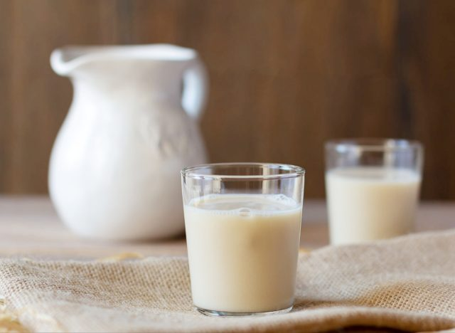 This Surprising New Milk May Help Prevent Cancer, Says Science