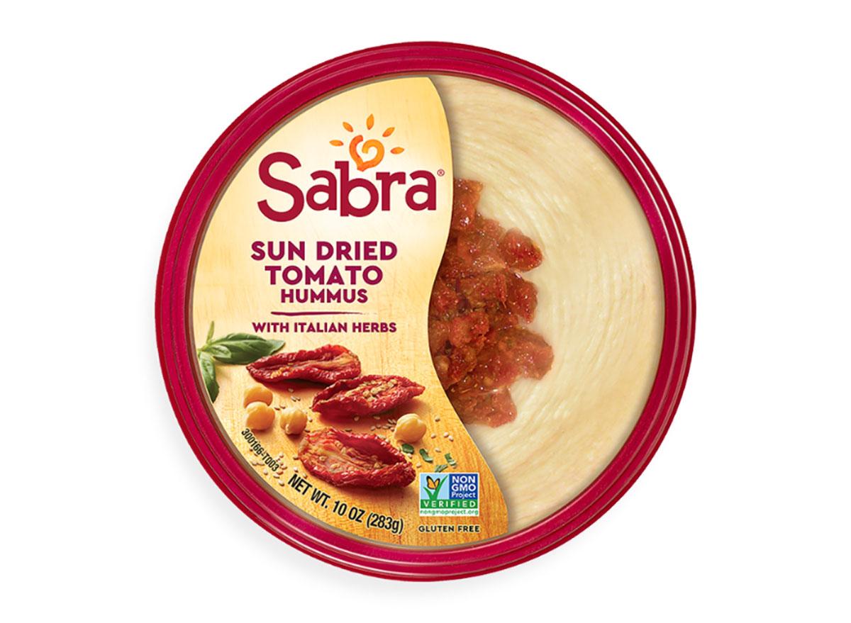 sabra sun dried tomato hummus