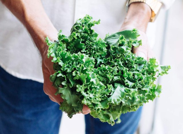 Secret Effects of Eating Kale, Says Science