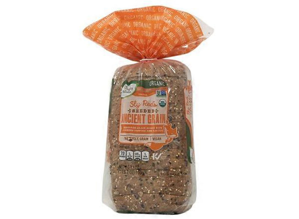 simply nature sprouted ancient grains