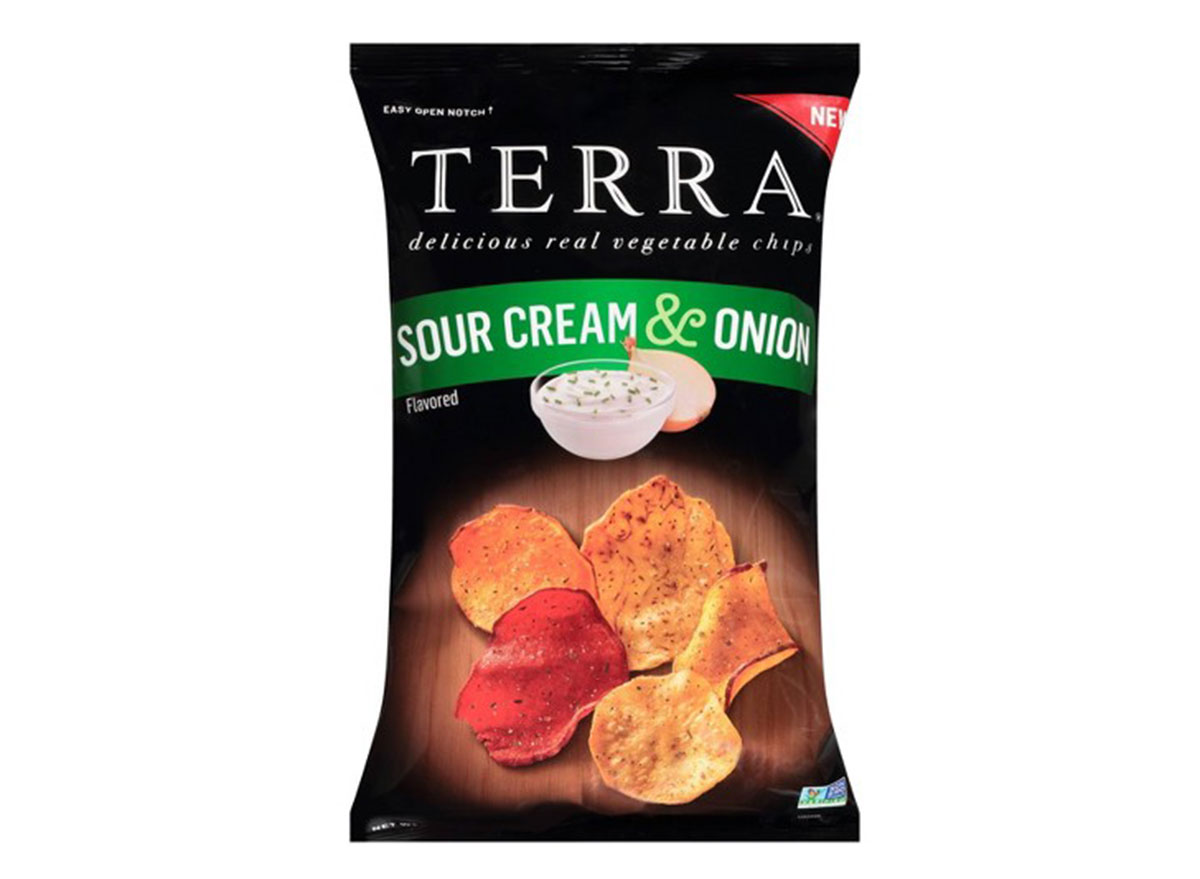 terra sour cream and onion chips