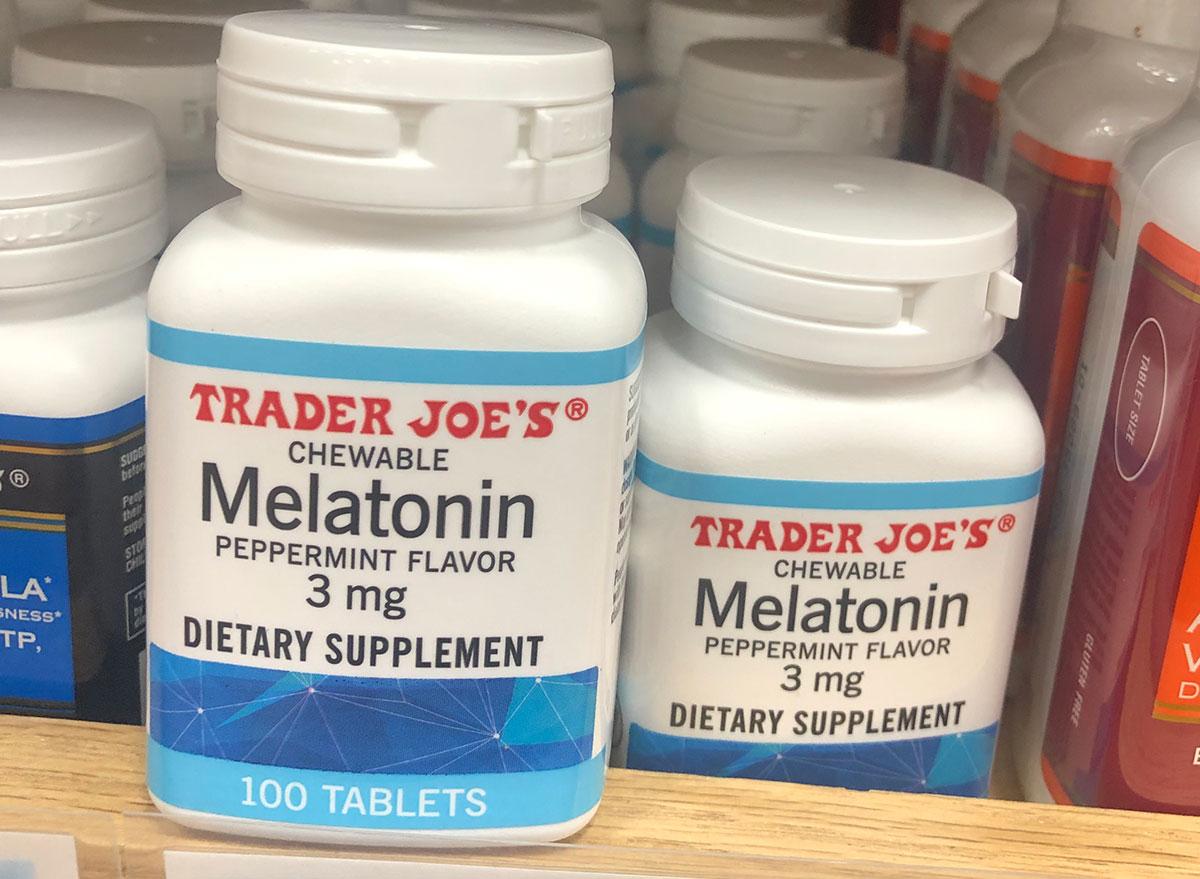 trader joes melatonin