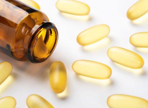 vitamin d pills