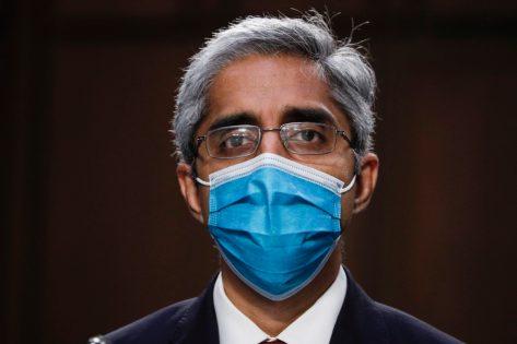Vivek Murthy U.S. Surgeon General