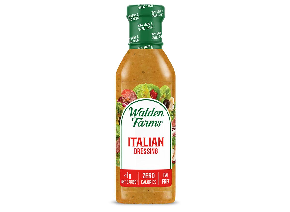 walden farms italian salad dressing