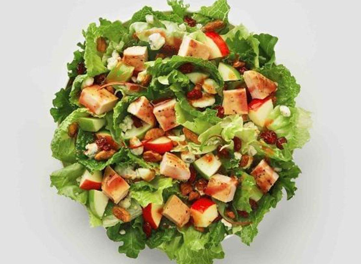 wendys apple pecan salad
