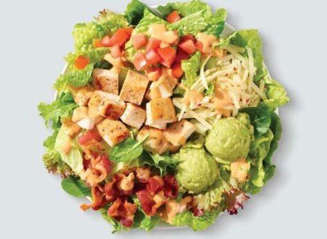 wendys avocado chicken salad