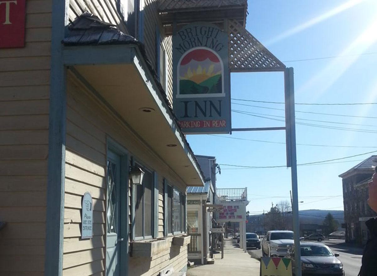 west virginia bright morning inn