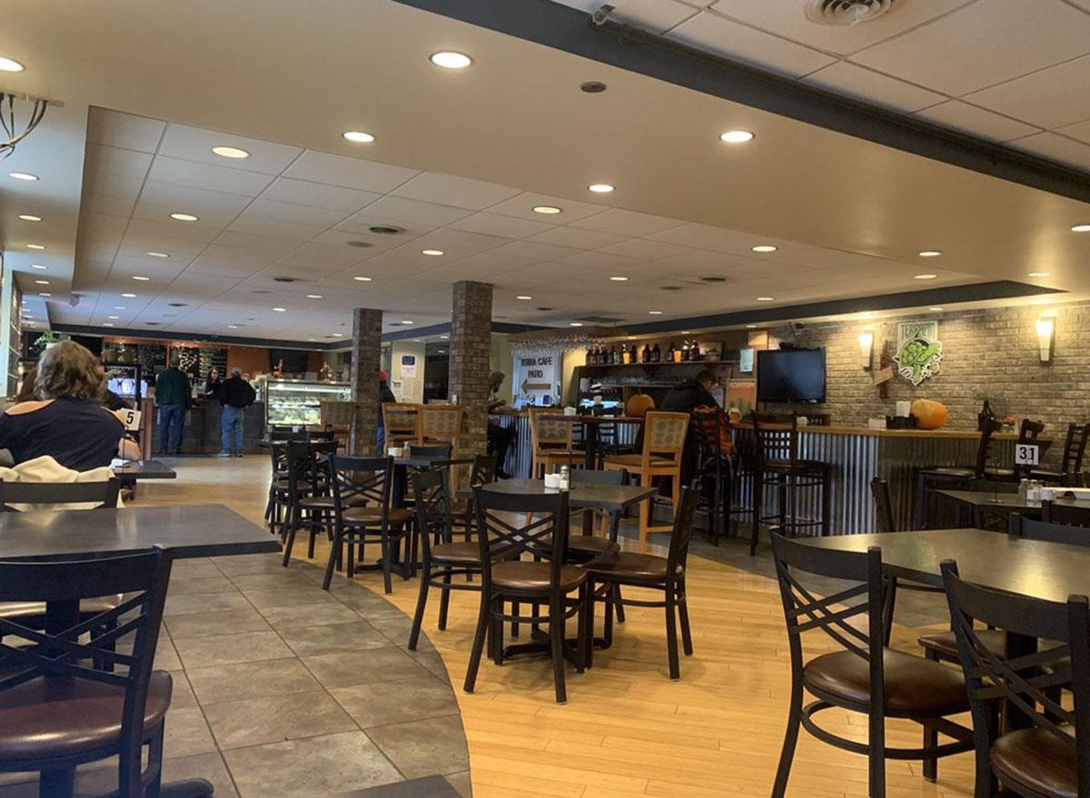 west virginia terra cafe