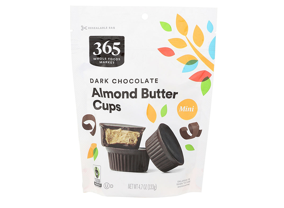 whole foods almond butter cups