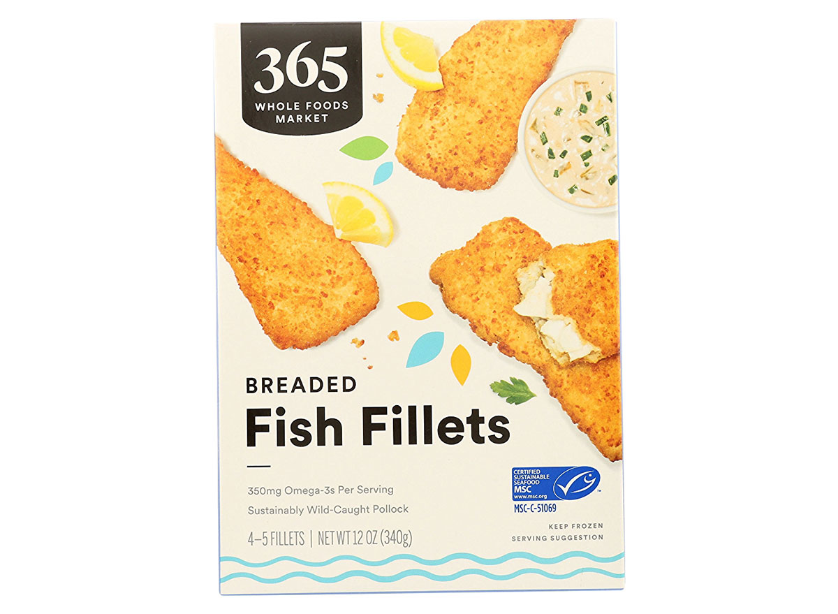 whole foods breaded fish squares
