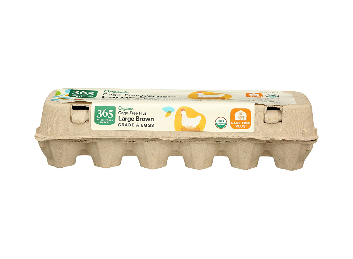 whole foods cage free eggs