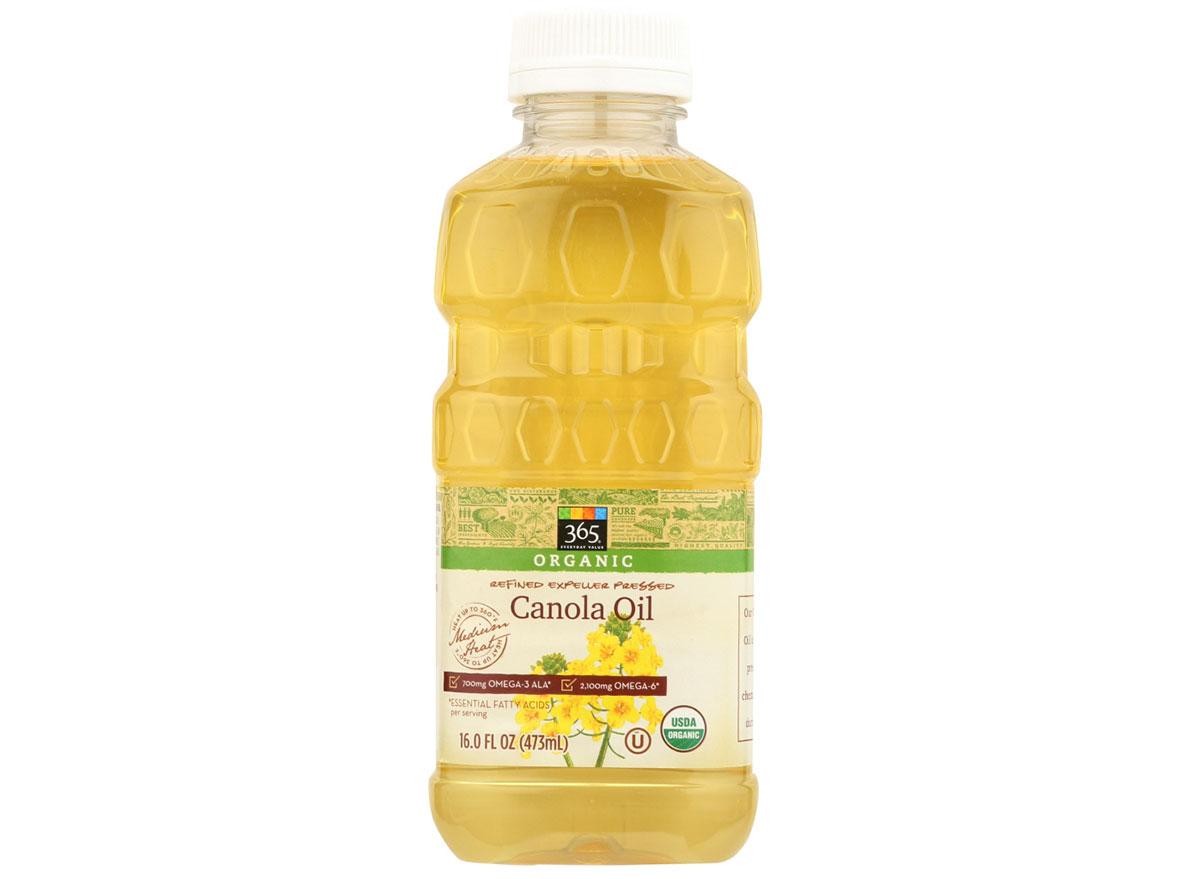 whole foods canola oil