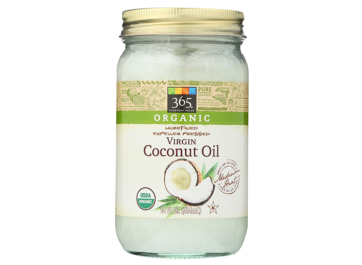whole foods coconut oil