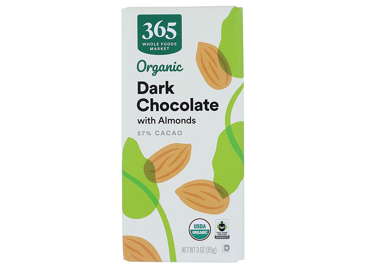 whole foods dark chocolate