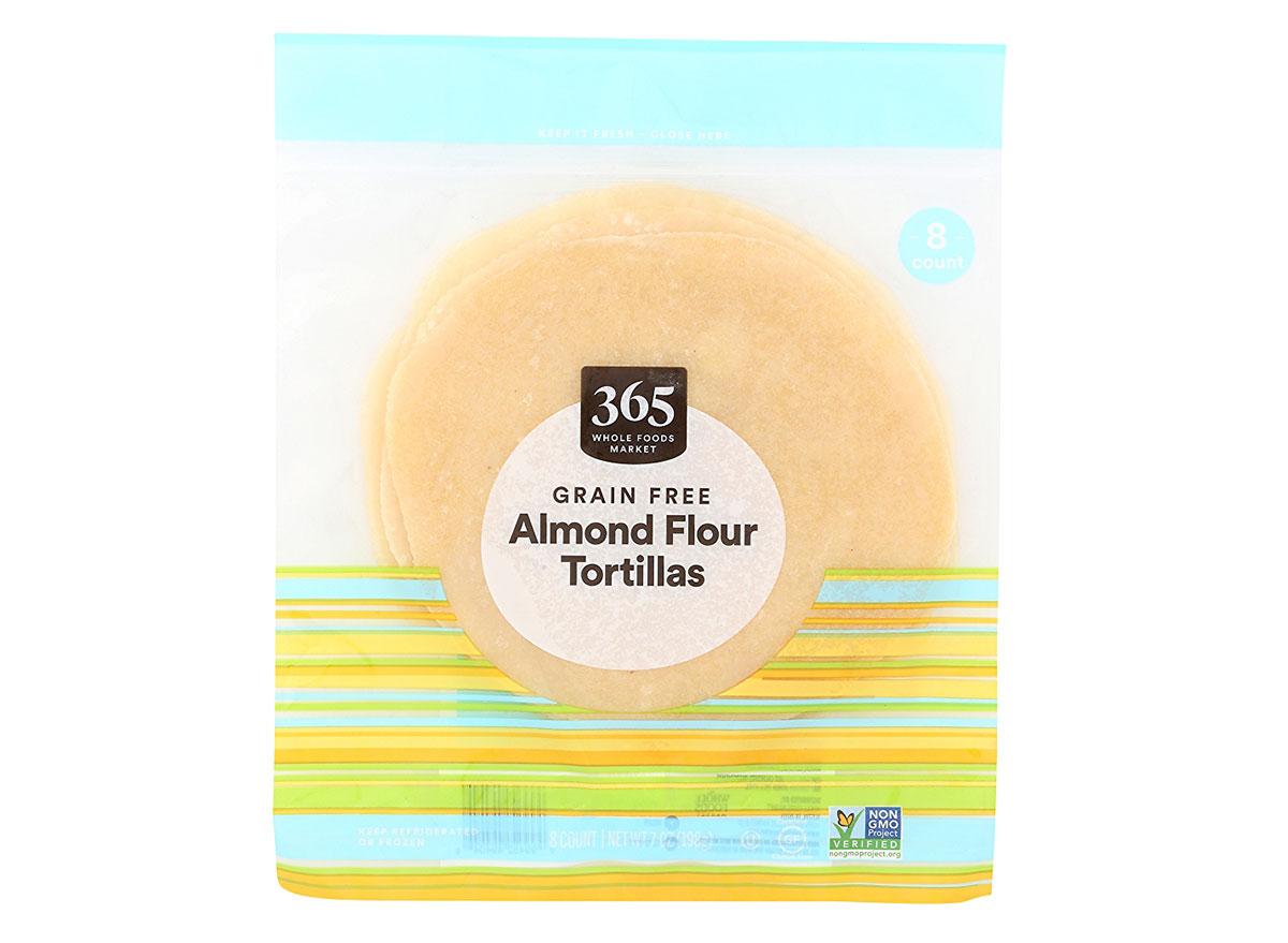 whole foods grain free almond flour tortillas
