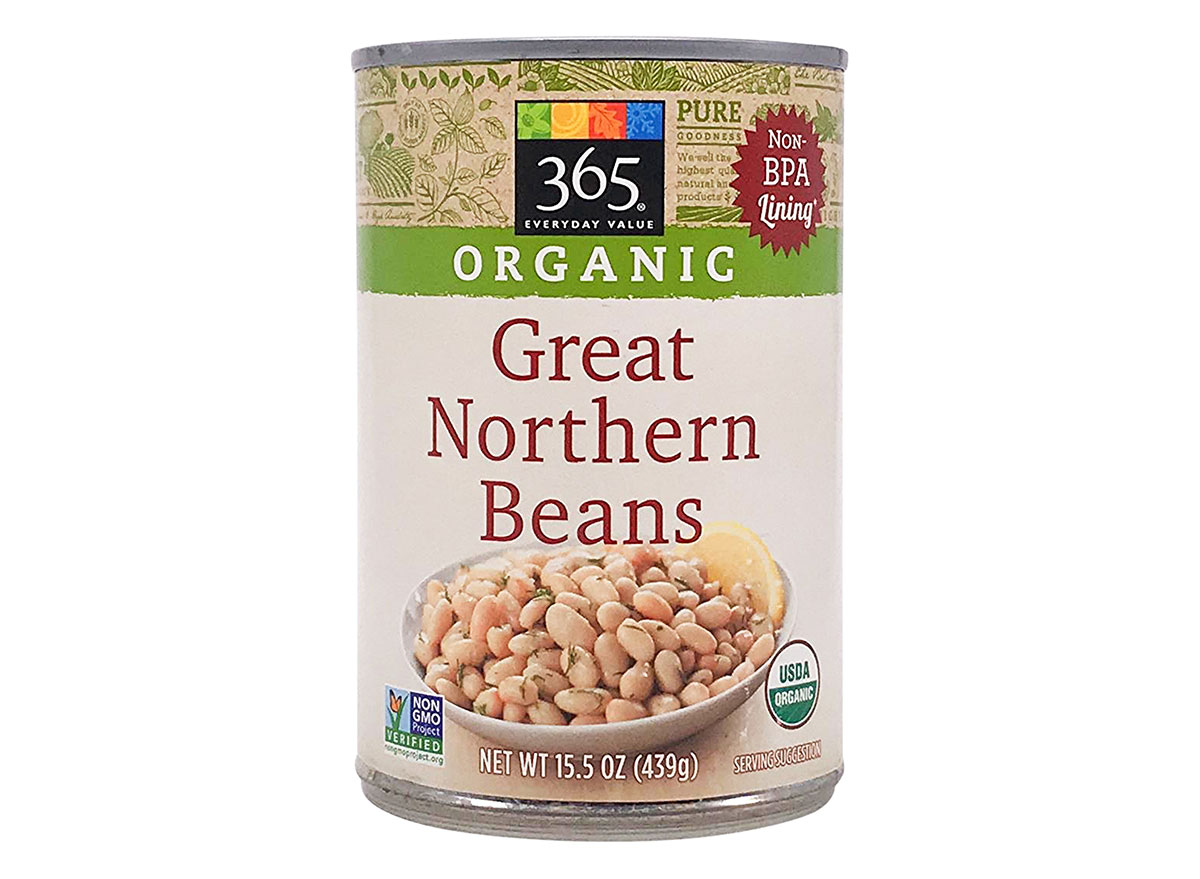 whole foods great northern beans