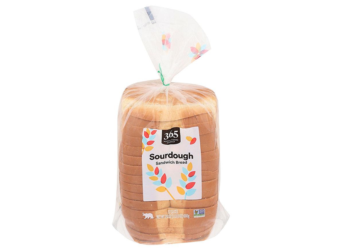 whole foods organic sourdough bread