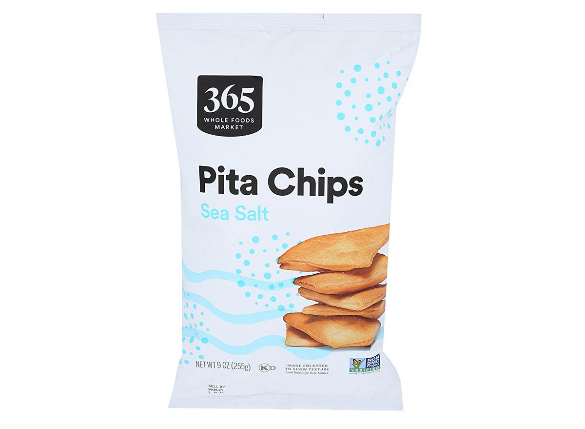 whole foods pita chips