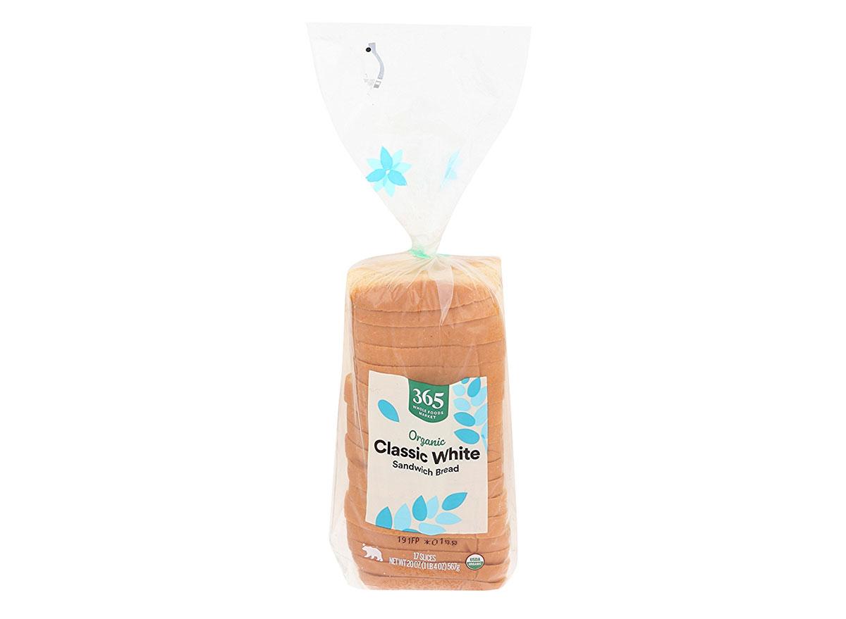 whole foods white sandwich bread