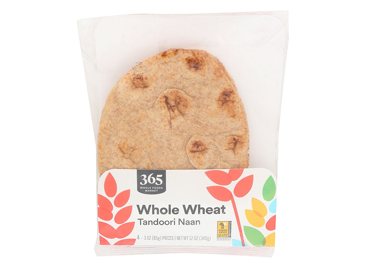 whole foods whole wheat naan