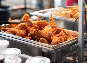 This National Chicken Wing Chain Is Preparing to Quadruple in Size