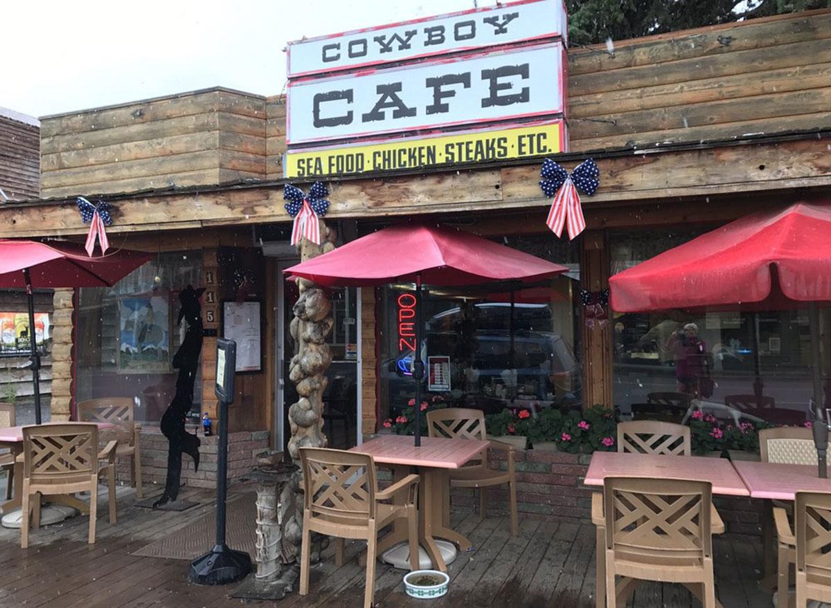 wyoming cowboy cafe