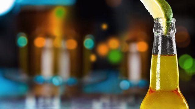 Corona beer bottleneck