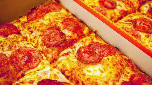 Little Caesars pizza pizza