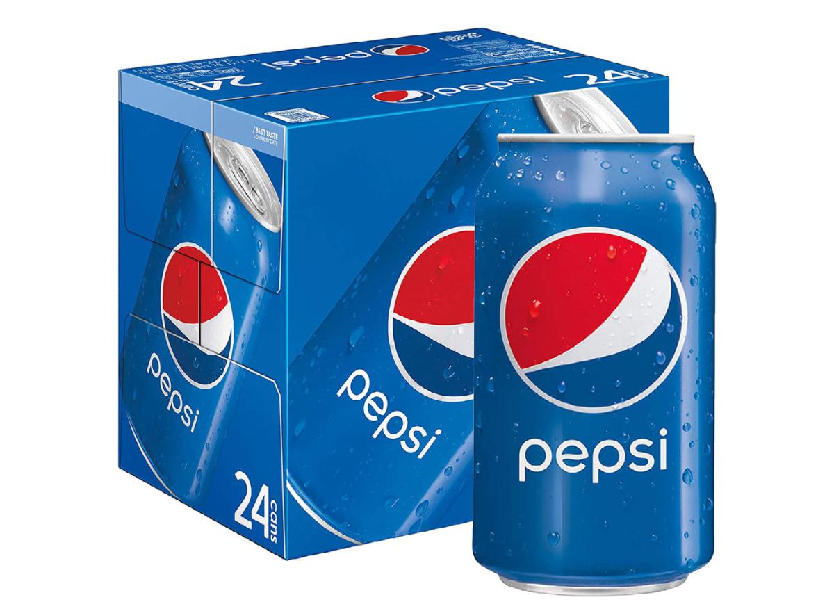 Pepsi Walmart