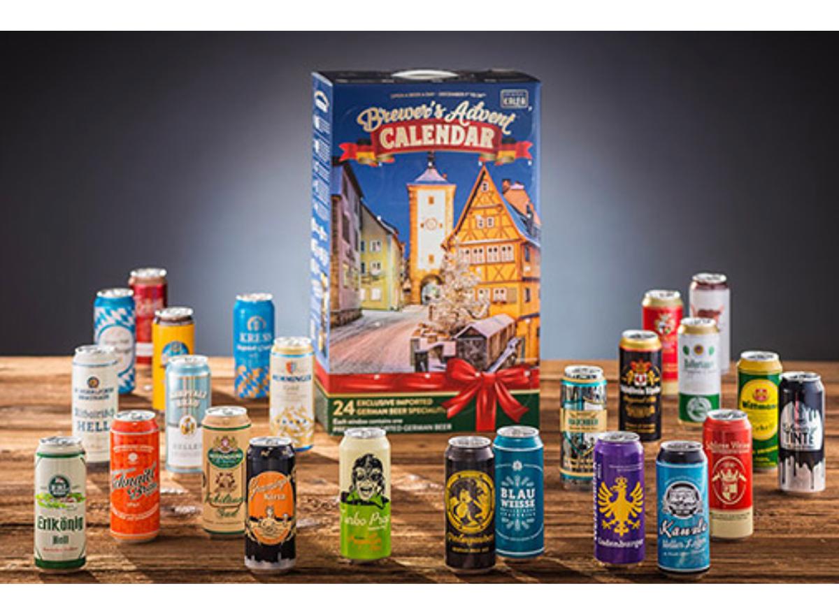 Costco Beer calendar