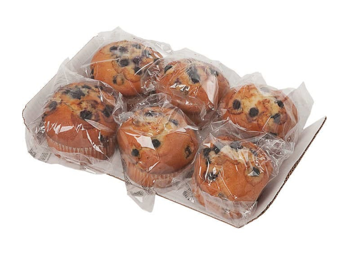 Costco blueberry muffin