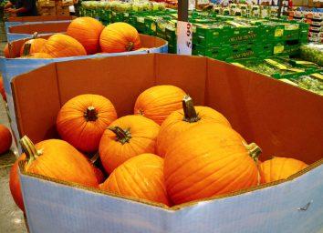 Costco pumpkins