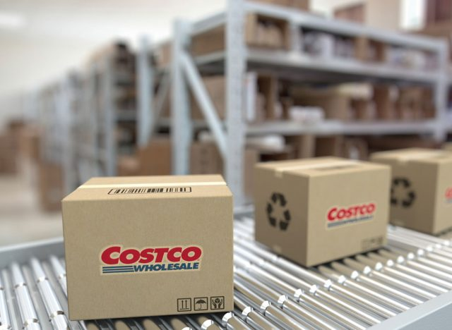 Costco box