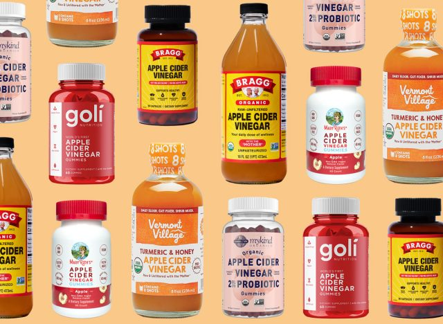 apple cider vinegar supplements