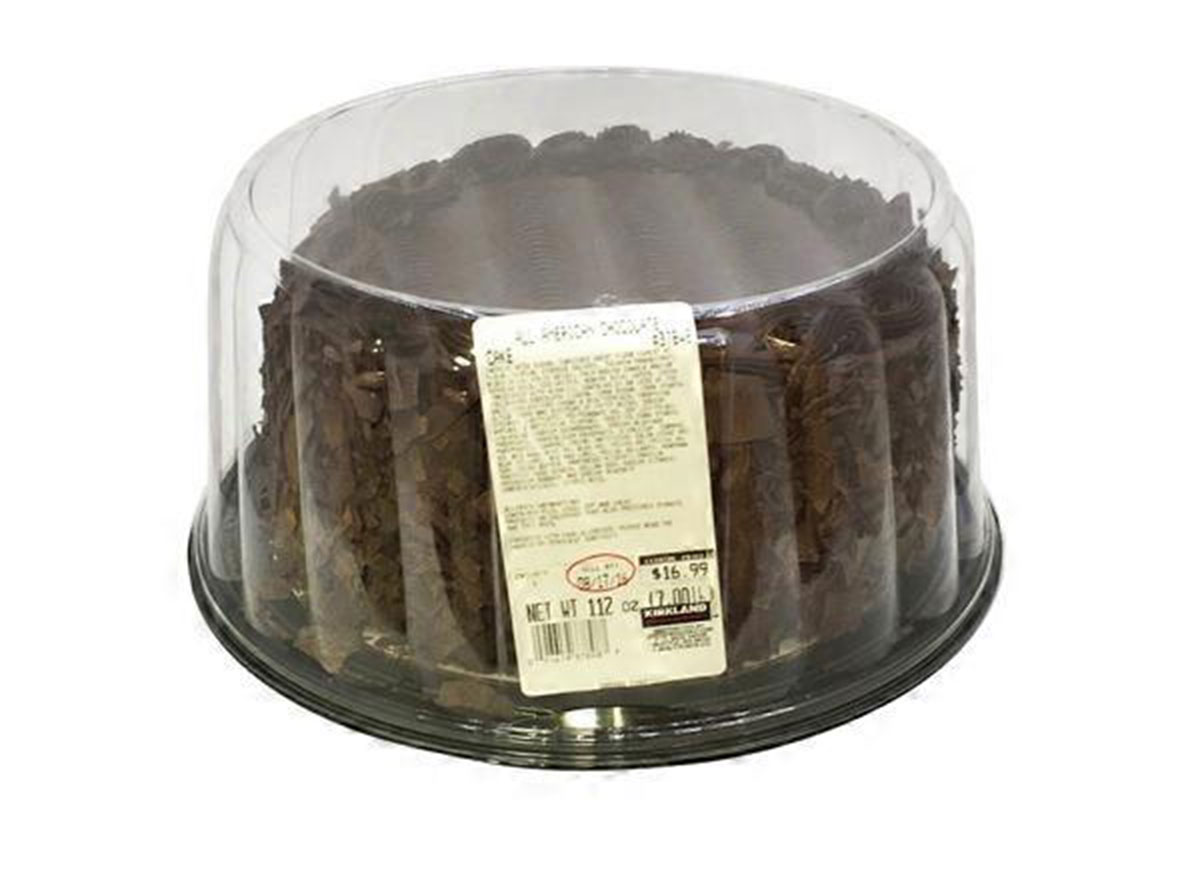 costco all american chocolate cake