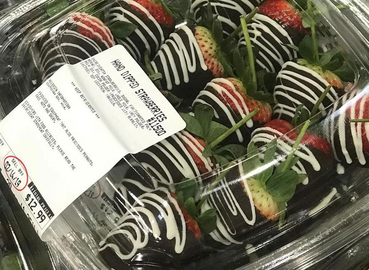 costco chocolate strawberries