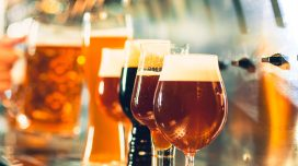 5 Surprising Effects of Drinking Craft Beer, Says Science