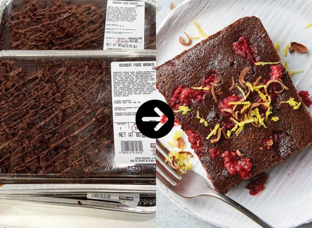 decadent fudge brownie