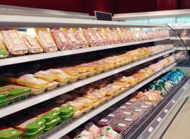 grocery store meat aisle