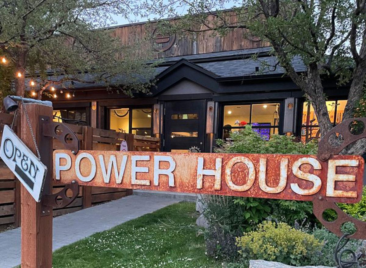 idaho power house