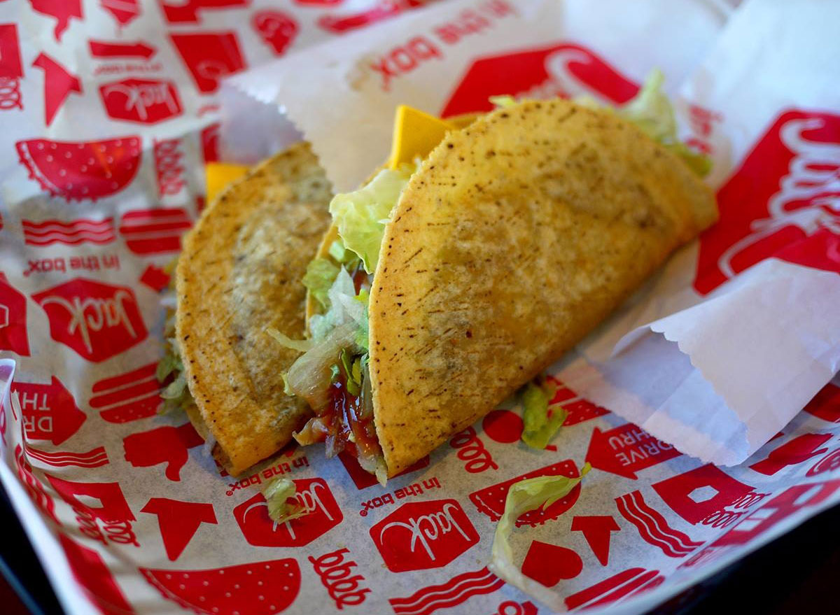 jack in the box deep fried taco