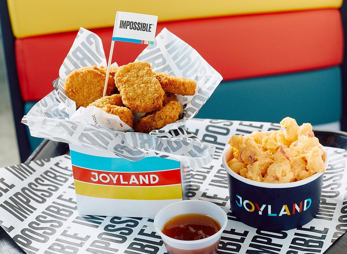 joyland impossible nuggets