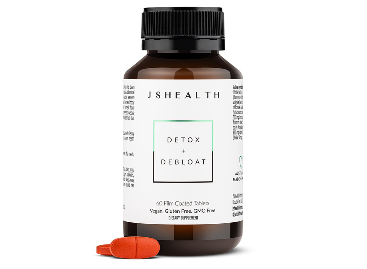 js health detox