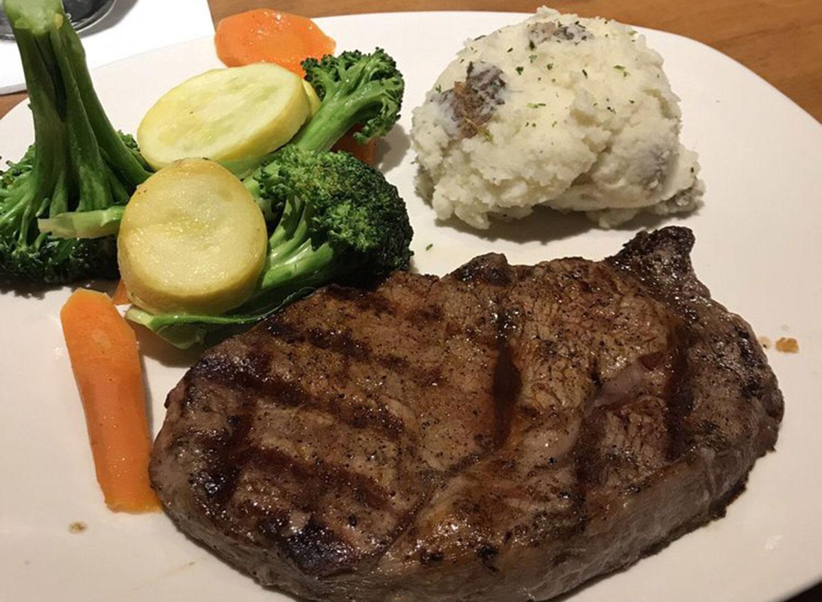 kansas outback steakhouse