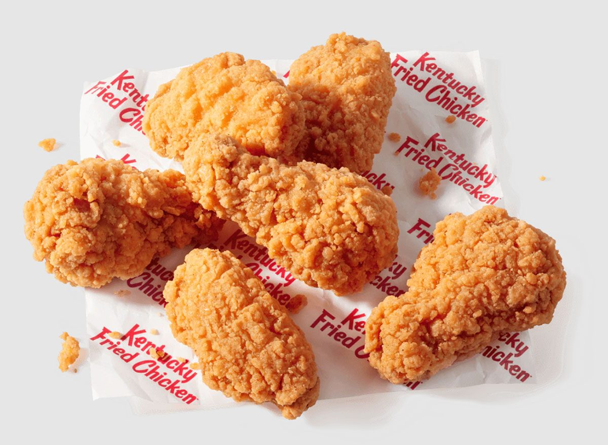 kfc original fried chicken