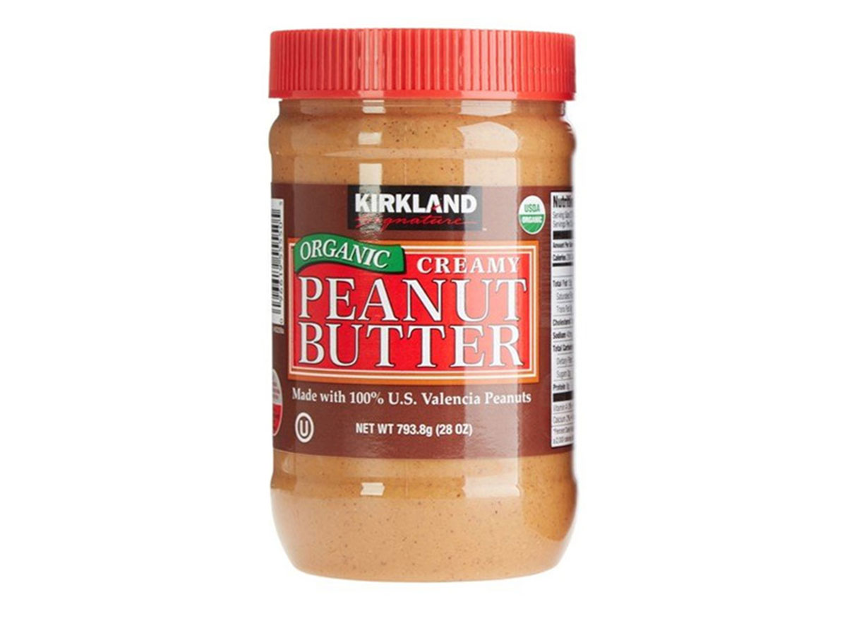 kirkland creamy peanut butter