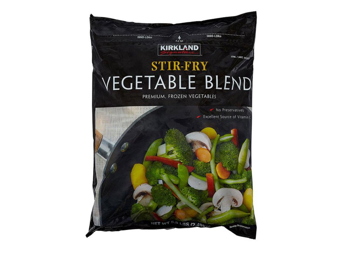 kirkland stir fry vegetable blend