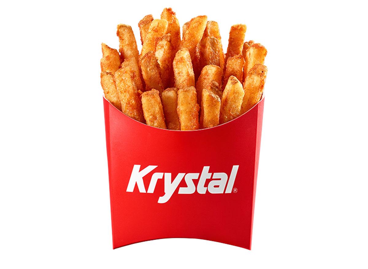 krystal fries